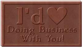 Id Love Doing Business With You
