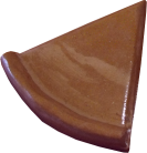 Single Slice Chocolate Pizza Crust Molds